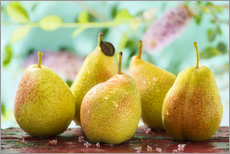 Wall Stickers  Five pears - K&L Food Style