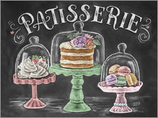 Gallery print  Patisserie - Lily & Val