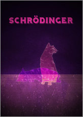 Wall sticker  Schrodinger - RNDMS
