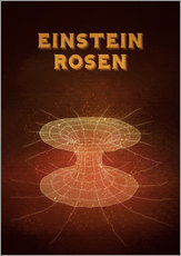 Gallery print  Einstein-Rosen Bridge - RNDMS