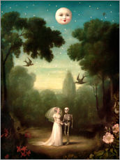 Gallery print  The dowry of the moon - Stephen Mackey