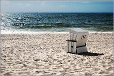 Gallery print  Beach chair 117 - Hannes Cmarits