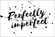 Wall sticker  perfectly imperfect - Ohkimiko