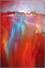 Gallery print  evening walk - Annette Schmucker