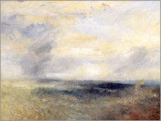 Gallery print  Margate from the Sea - Joseph Mallord William Turner
