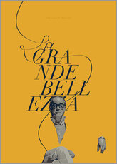 Wall sticker  The Great Beauty / La grande bellezza - Fourteenlab