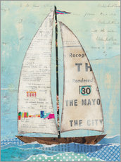Gallery print  At the Regatta III - Courtney Prahl