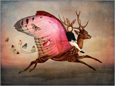 Gallery print  Enjoy the ride - Catrin Welz-Stein