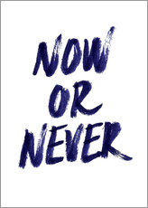 Gallery print  Now or never - Robert Farkas