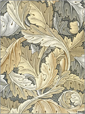 Wall sticker  Acanthus - William Morris
