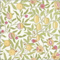 Wall sticker  Fruit or Pomegranate - William Morris
