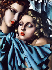 Gallery print  The girls - Tamara de Lempicka