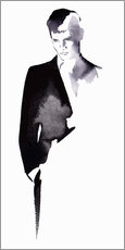 Gallery print  Business man in a suit - Ikon Images
