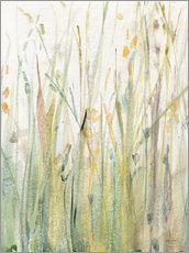 Wall sticker  Spring Grasses I - Avery Tillmon