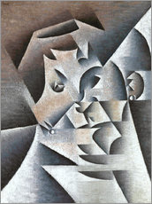 Wall sticker  Portrait of the mother - Juan Gris