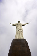 Wall sticker  Iconic statue of Christ the Redeemer - Nando Machado