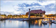 Gallery print  Council in Constance on Lake Constance - Dieterich Fotografie