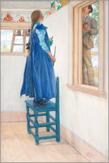 Gallery print  Suzanne and Another - Carl Larsson