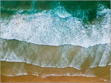 Gallery print  Beach Shore in Algarve, Portugal - Radu Bercan
