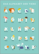 Kidz Collection - Animal Alphabet - German