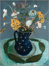 Wall sticker  Flower bouquet - Paula Modersohn-Becker