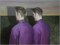 Gallery print  Two Guy - Xue Ruozhe