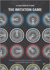 Wall sticker The Imitation Game