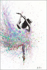 Canvas print  Opal Dance - Ashvin Harrison