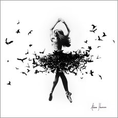 Canvas print  Free Bird Dance - Ashvin Harrison