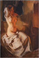 Anders Leonard Zorn - In the Loft