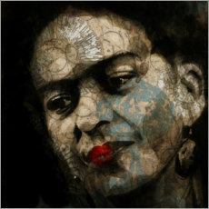 Canvas print  Frida - Paul Lovering