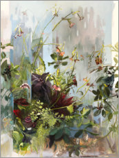 Gallery print  Garden of hesperides - Johnny Morant
