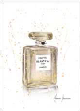 Gallery print  Beautiful Perfume - Ashvin Harrison