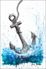 Premium poster Drift and Anchor