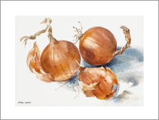 Wall sticker  Onions - Mary Want