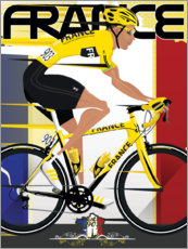 Premium poster  The Tour - Wyatt9