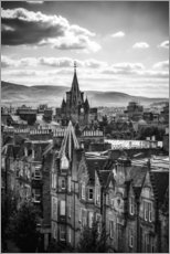 Canvas print  Edinburgh, Scotland - Sören Bartosch