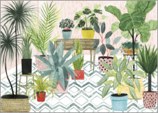 Gallery print  Green Living - Grace Popp