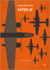 Forex  No1047 My Catch 22 minimal movie poster - chungkong