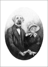 Gallery Print  Unequaled couple - Mike Koubou