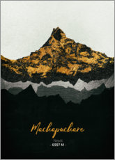 Canvas  Machapuchare - Tobias Roetsch