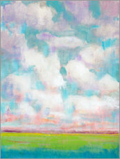 Acrylic print  Clouds in Motion I - Tim O'Toole