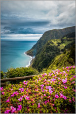 Canvas print  Spring awakening in the Azores - Sören Bartosch