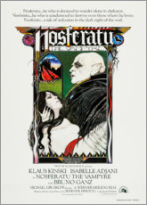 Premium poster  Nosferatu the Vampyre - Entertainment Collection