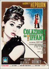 Premium poster  Breakfast at Tiffany's - Entertainment Collection
