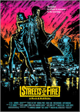 Premium poster  Streets of Fire - Entertainment Collection