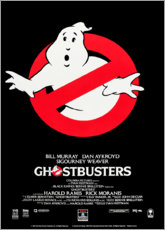 Premium poster  Ghostbusters - Entertainment Collection