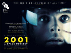 Premium poster 2001: A Space Odyssey