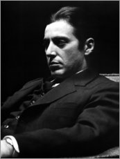 Premium poster  The Godfather, Al Pacino