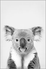 Canvas print  Friendly koala - Sisi And Seb